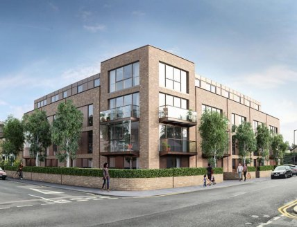 FEBRUARY 2016 - PLANNING APPROVAL GRANTED FOR WIMBLEDON RESI...